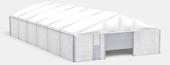 Zelthalle ISO-Line isoliert