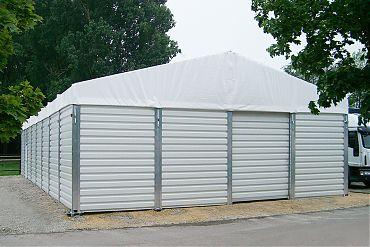 Landwirtschaftliche Halle 10 × 20 m | Gerätelager für Reitsport