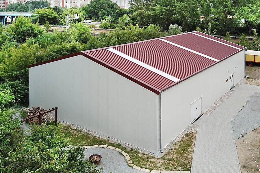 Akrobatic- und Turnhalle 15 × 25 m | Sporthalle