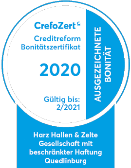 Creditreform Bonitätszertifikat
